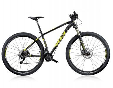 Xe đạp MTB Wilier 503X COMP - L3 (black/ gray/ yellow matt)