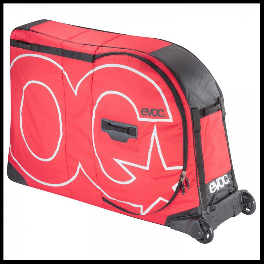 Túi xe đạp Evoc Red