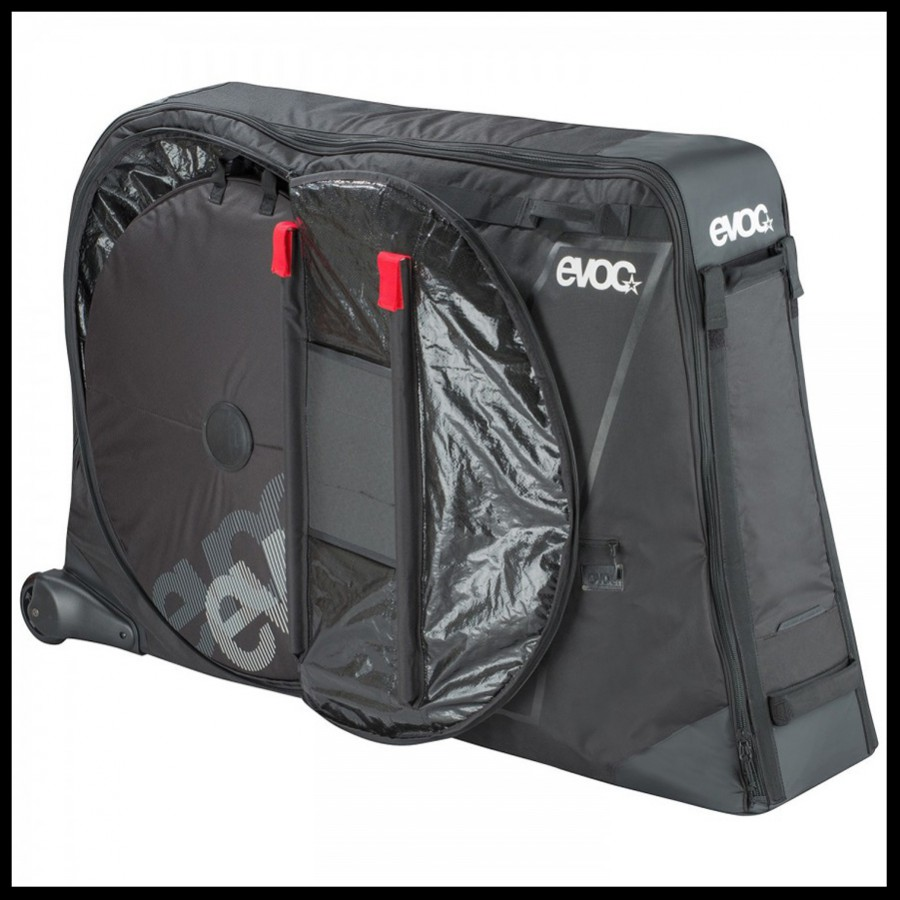 Túi xe đạp Evoc black