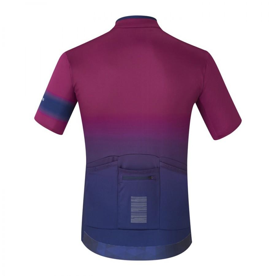 Áo Shimano Mirror Cool Purple